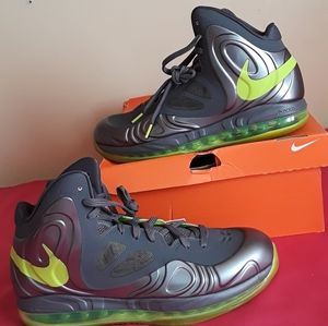 DS NEW Nike Air Max Hyperposite Charcl Grey Sz 10